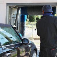 洗車メニュー
